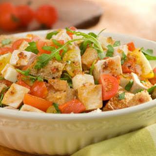 Panzanella Bruschetta Salad