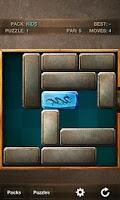 Screenshot of Blue Block Free (Unblock game)