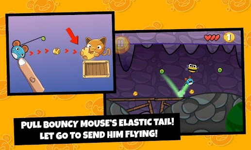 Bouncy Mouse- screenshot thumbnail