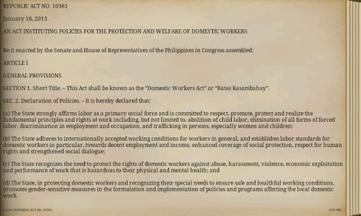Philippine Laws - Vol. 4- screenshot thumbnail