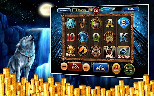 wolf run slot free download