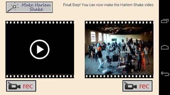 Harlem Shake Maker Slow Motion - screenshot thumbnail
