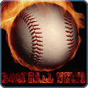 Unofficial MLB Scores MLB News logo