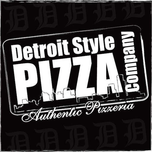 Detroit Style Pizza Company LOGO-APP點子