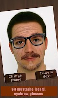 Screenshot of Face Aging Effect : Old Booth