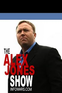 Alex Jones / Podcasts - screenshot thumbnail