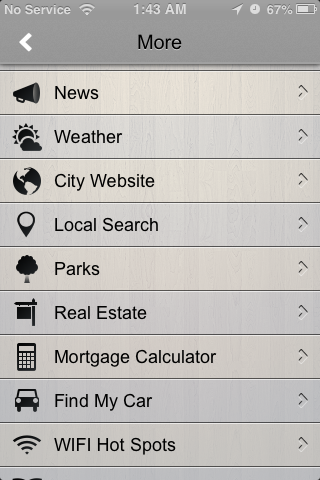 CityByApp® Dixon!- screenshot
