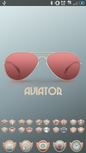 Aviator Icon Theme
