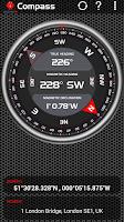 Screenshot of AndroiTS Compass Free
