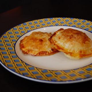 Mango and Gorgonzola Empanadas.