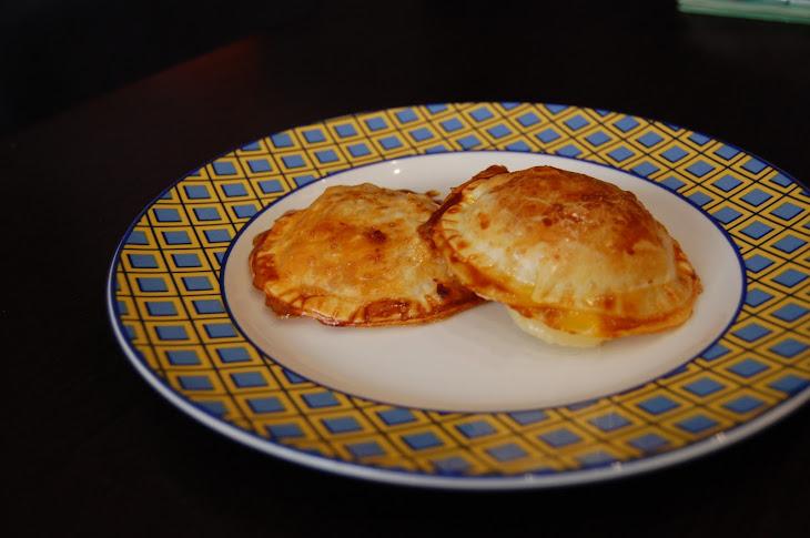 Mango and Gorgonzola Empanadas Recipe