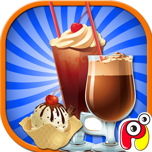 Ice coffee maker – Kids game 休閒 App LOGO-硬是要APP