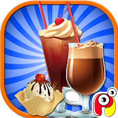 Ice coffee maker – Kids game