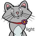 Katzenkrankheiten (light) logo