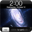 Galaxy iPhone Lock Theme logo