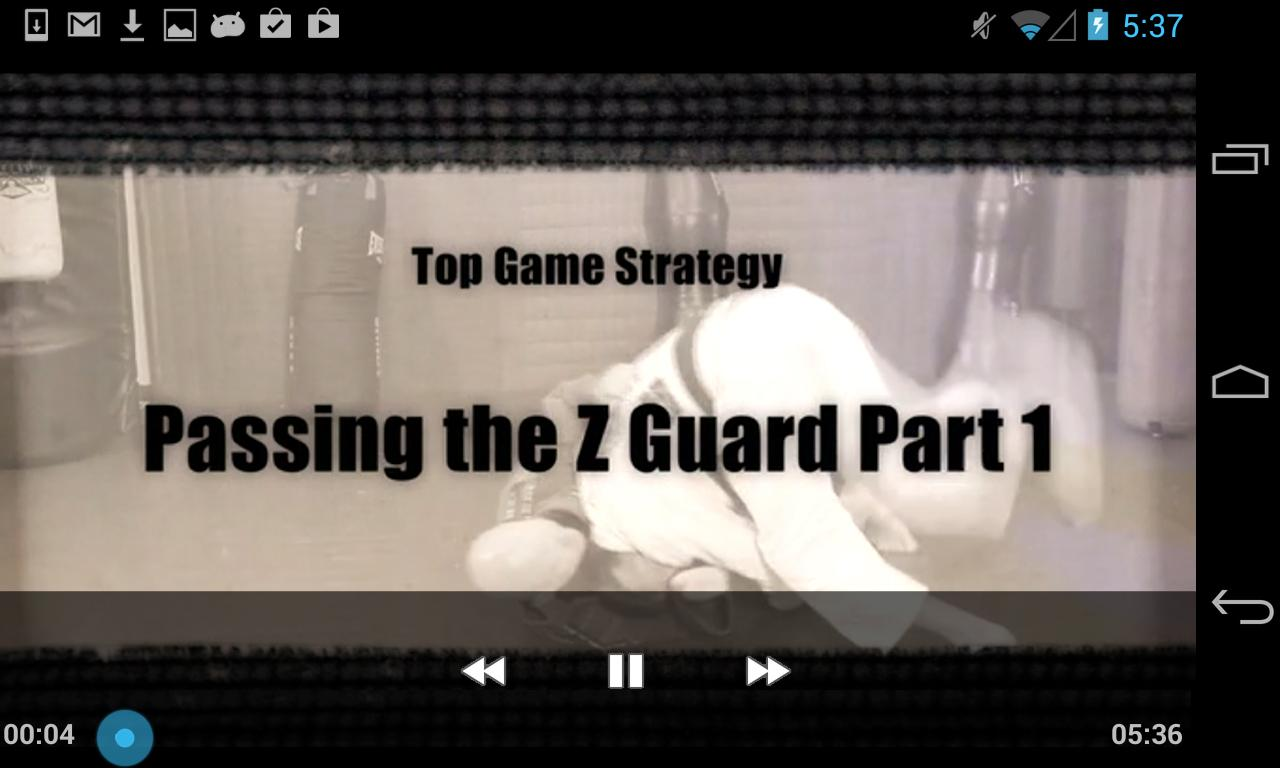 BigStrong6, Top Position Plan- screenshot