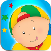 Card Battle Game for Caillou