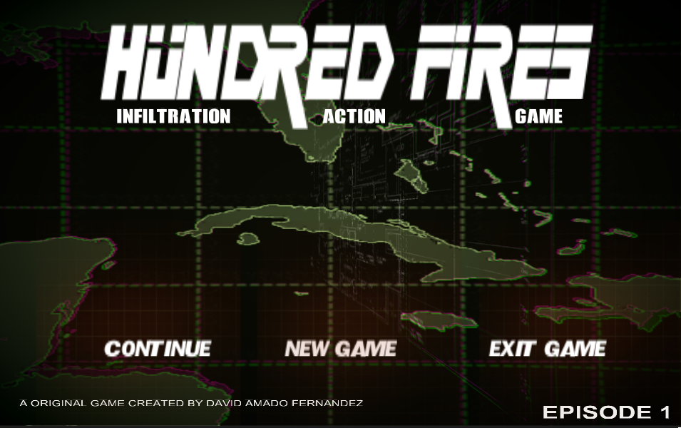 HUNDRED FIRES: Episode 1- screenshot