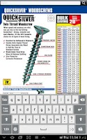 Screenshot of Screwfix Catalogue