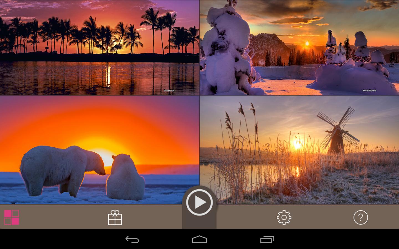 Free Wallpaper by Webshots - screenshot