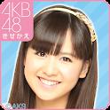 AKB48きせかえ(公式)佐藤すみれライブ壁紙-MG- icon