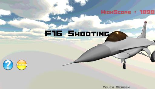 F16 Shooting
