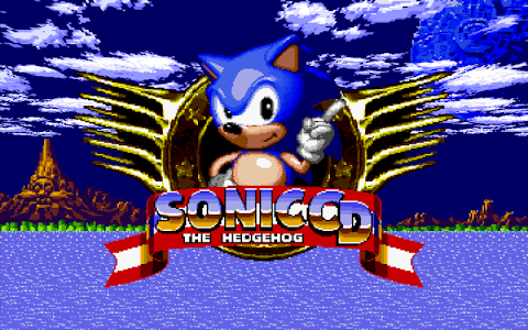 Sonic CD™ v1.0.6