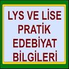 LYS LİSE Pratik Edebiyat icon
