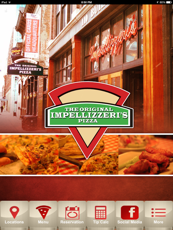 Impellizzeri's Pizza- screenshot