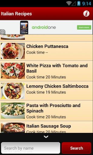 Italian Recipes Easy