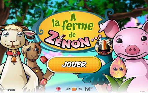 À la ferme de Zénon