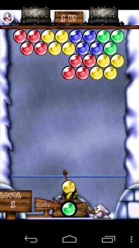 シューティング・バブル 無料ゲーム