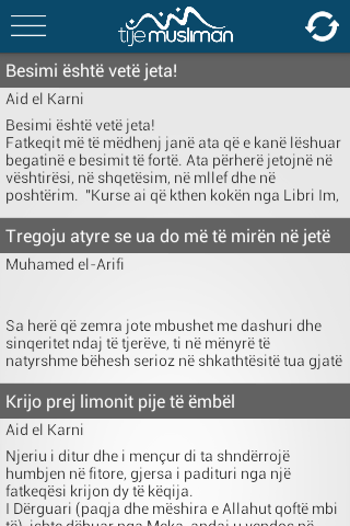 Ti je Musliman- screenshot