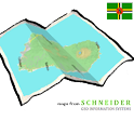 DOMINICA travel map icon