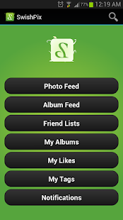 SwishPix for Facebook Free - screenshot thumbnail