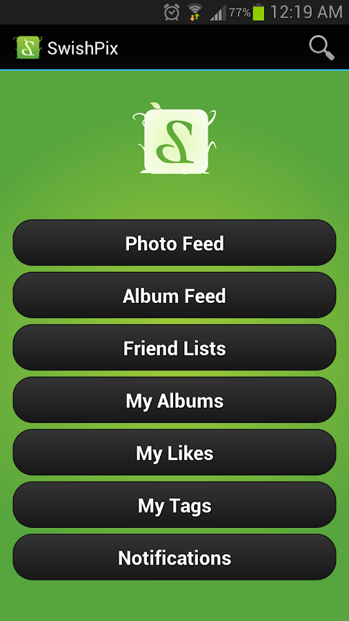SwishPix for Facebook Free - screenshot