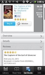 Diesel eBooks Store - screenshot thumbnail