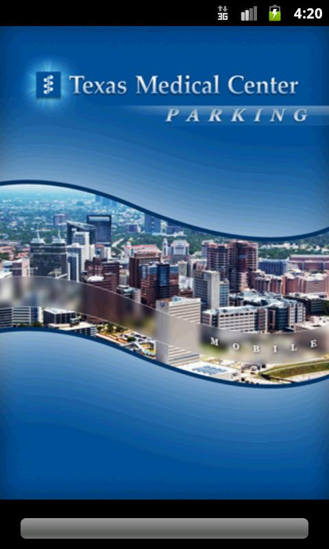 Texas Medical Center Parking - screenshot