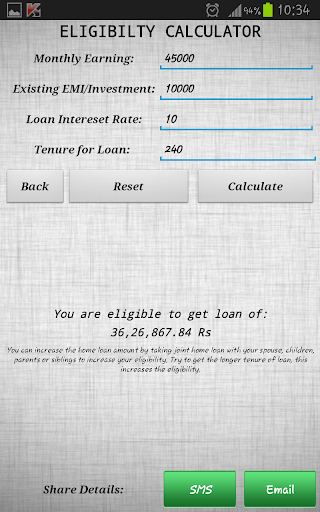 Car loan emi calculator free download 11