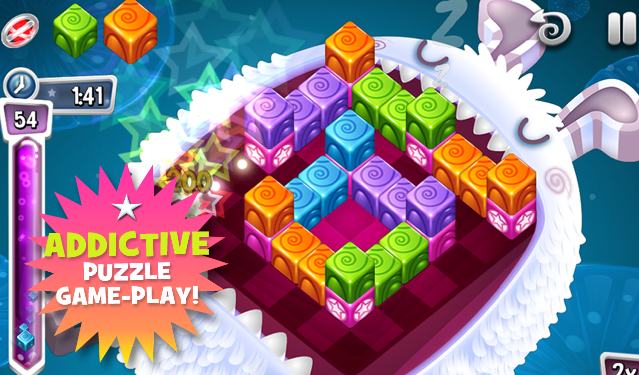 Cubis® - Addictive Puzzler! - screenshot
