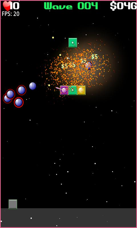 Bounce Defense- screenshot