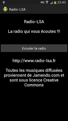 Radio-LSA