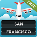 FLIGHTS San Francisco Airport icon