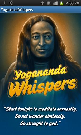 YoganandaWhispers