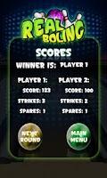 Screenshot of Real Bowling