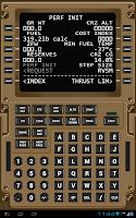 Screenshot of Virtual CDU 777
