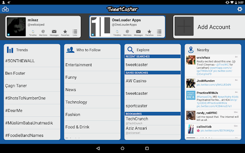TweetCaster for Twitter v9.1.0 Mod APK 9