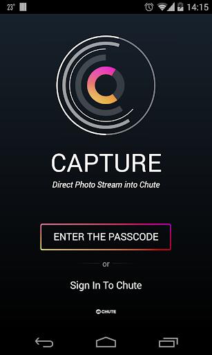 Chute - Capture