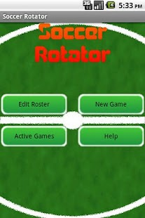 Soccer Rotator- screenshot thumbnail