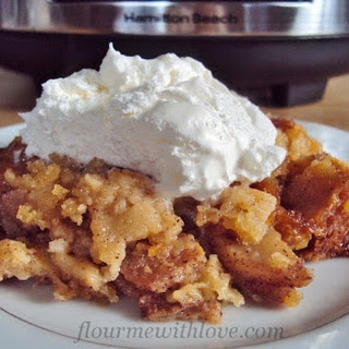 Slow-Cooker Apple Pie.